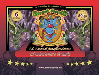El Colecconista de Jack (Jacks Collection) / FEM 6er / Sweet Seeds