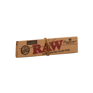 RAW Connoisseur Slim Papers + Filtertips