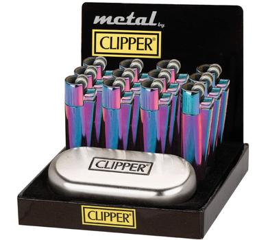 Clipper Metal Icy Colors