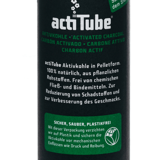 Acti Tube Aktivkohle Lose 335 ml