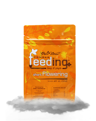 GH Powder Feeding Short Flowering 1 kg