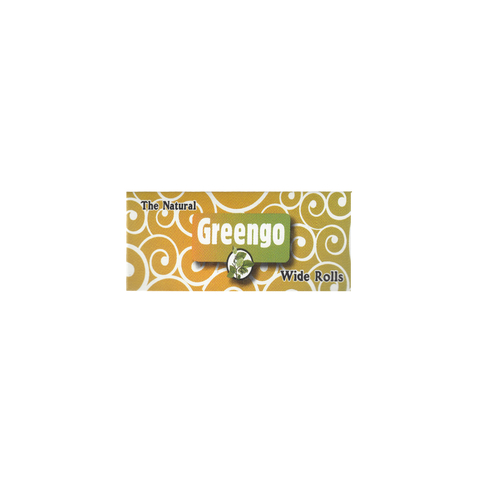 Greengo Rolls Unbleached WIDE, 53mm, 4m