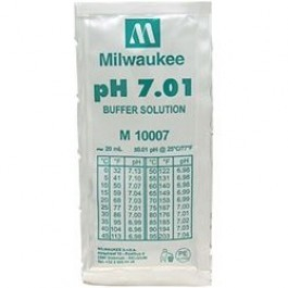 Milwaukee PH7.01 Kalibrierlösung 20 ml